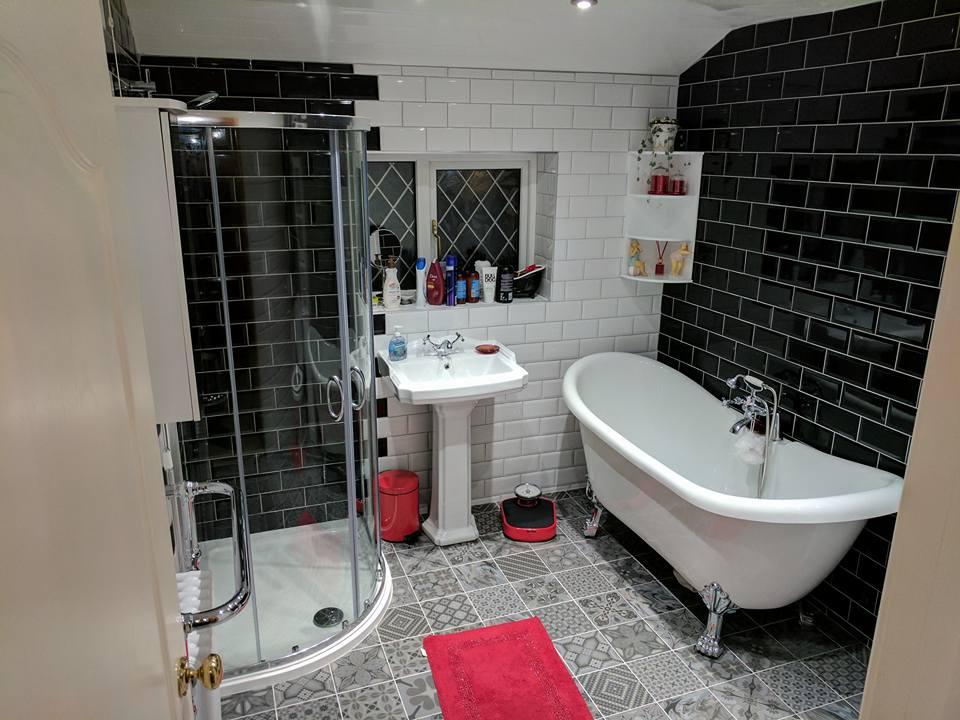 Full bathroom installation direct bathrooms and heating for Full bathroom installation